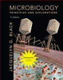 Microbiology : Principles and Explorations, Black, Jacquelyn G., 0470279826
