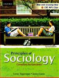 Principles of Sociology : Canadian Perspectives, Tepperman, Lorne, 0195429826