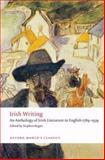 Irish Writing, , 0199549826