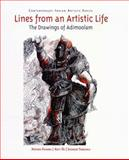 Lines from an Artistic Life : The Drawings of Adimoolam, De, Aditi and Berry, Tanuj, 0853319820