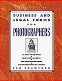 Business and Legal Forms for Photographers, Tad Crawford, 188055982X