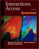 Interactions Access Grammar, Werner, 0072329823