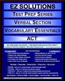 EZ Solutions: Test Prep Series: Verbal Section: Vocabulary Essentials, Punit Raja SuryaChandra and EZ Solutions, 1605629820