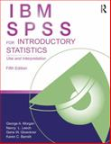 IBM SPSS for Introductory Statistics, George A. Morgan and Nancy L. Leech, 1848729820