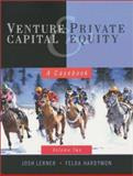Venture Capital and Private Equity 2nd Edition