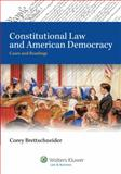 Constitutional Law Textbook : Comprehensive Version, Brettschneider, 0735579822