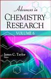 Advances in Chemistry Research, James C. Taylor, 1617289825