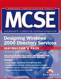 MCSE Designing Windows 2000 Directory Services Instructor's Pack, Cooper, Michael, 0072129832