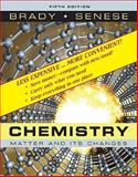 Chemistry : Matter and Its Changes, Brady and Senese, 0470279834