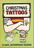 Christmas Tattoos, Anna Pomaska, 0486289834