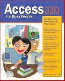 Access 2000 for Busy People, Neibauer, Alan, 0072119837