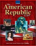 The American Republic to 1877, Appleby, Joyce and Brinkley, Alan, 0078609836