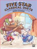 Five-Star Classical Duets, , 0739029835