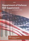 Department of Defense Far Supplement (Dfars) As of January 1 2009, CCH Incorporated Staff, 080801983X