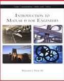 Introduction to Matlab 6 for Engineers, Palm, William J., 0072349832