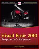 Visual Basic 2010, Rod Stephens, 0470499834