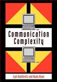 Communication Complexity, Kushilevitz, Eyal and Nisan, Noam, 052102983X
