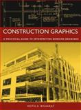 Construction Graphics : A Practical Guide to Interpreting Working Drawings, Bisharat, Keith A., 0471219835