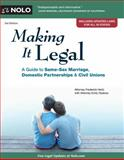 Making It Legal, Attorney, Frederick Hertz and Attorney, Emily Doskow, 1413319831