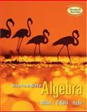 Intermediate Algebra with MathZone, Miller, Julie and O'Neill, Molly, 0073229830