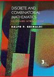 A Discrete and Combinatorial Mathematics, Grimaldi, Ralph P., 0201549832