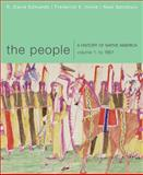 The People : A History of Native America, to 1861, Salisbury, Neal, 061836983X