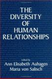 The Diversity of Human Relationships, , 0521479835