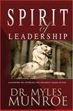 The Spirit of Leadership, Myles Munroe, 0883689839