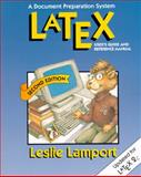 Latex : User's Guide and Reference Manual - A Document Preparation System, Lamport, Leslie, 0201529831