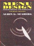 Menu Design 9780471289838
