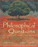 Philosophical Questions : Readings and Interactive Guides, Fieser, James and Lillegard, Norman, 0195139836