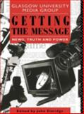 Getting the Message, Glasgow University Media Group Staff, 0415079837