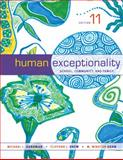 Human Exceptionality : School, Community, and Family, Hardman, Michael L. and Drew, Clifford J., 1133589839