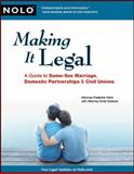 Making It Legal, Emily Doskow and Frederick Hertz, 1413309844