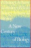 A New Century of Biology, KRESS J W, 156098984X