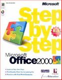 Microsoft Office 2000 8-in-1 Step by Step, Catapult, Inc. Staff and ActiveEducation Staff, 1572319844