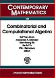 Combinatorial and Computational Algebra, , 0821819844