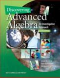 Discovering Advanced Algebra 2nd Edition