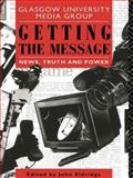 Getting the Message, Glasgow University Media Group Staff, 0415079845