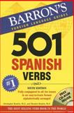 501 Spanish Verbs, Christopher Kendris and Theodore Kendris, 0764179845