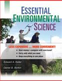 Essential Environmental Science, Keller, Edward A. and Botkin, Daniel B., 0470279842