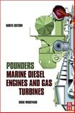 Pounder's Marine Diesel Engines and Gas Turbines, Woodyard, Doug, 0750689846