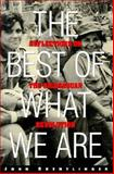 The Best of What We Are : Reflections on the Nicaraguan Revolution, Brentlinger, John, 0870239848