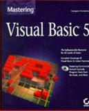 Mastering Visual Basic 5, Petroutsos, Evangelos, 0782119840