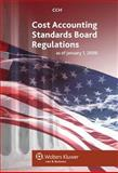 Cost Accounting Standards Board Regulations As of January 1 2009, CCH Incorporated Staff, 0808019848
