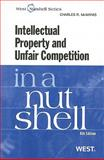 Intellectual Property and Unfair Competition in a Nutshell, 6th, McManis, Charles R., 0314189858