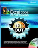 Microsoft Office Excel 2003 Programming, Frye, Curtis and Freeze, Wayne S., 0735619859