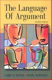 The Language of Argument, Burton, Larry W. and McDonald, Daniel, 0618949852