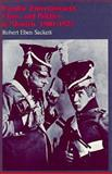 Popular Entertainment, Class, and Politics in Munich, 1900-1923, Sackett, Robert Eben, 0674689852