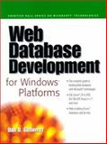 Internet Database Development for Wintel Platforms, Gutierrez, Dan D., 0130139858